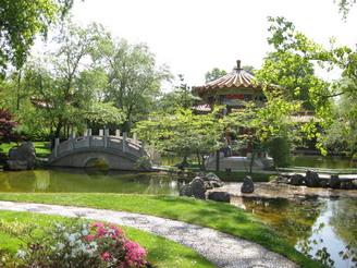Chinagarten - a piece of China in Zürich
