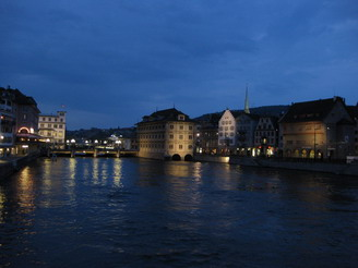 Top 10 Places to visit in Zürich (Switzerland)