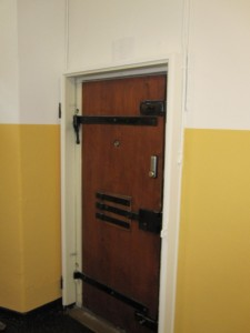 Jailhotel - hotel placed in old prison in Luzern, Switzerland