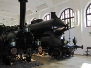 Very Big Train Museum in Nurnberg, just near train stration - must visit place!