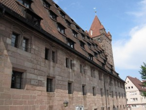 Nurnberg Old City - is beautiful, just to walk it would take about 1 hour
