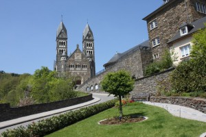 Clervaux's Cathedral