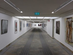 Am Tunnel - Tunnel with contemporary art and photo exhibitions