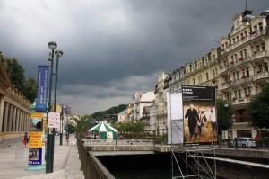 Film Festival in Karlovy Vary