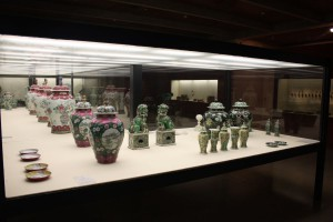Gulbenkian museum in Lisbon