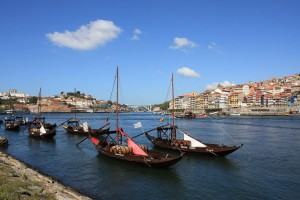 Porto is incredibly bright city - just walking there across the Douro rive is a pleasant activity.