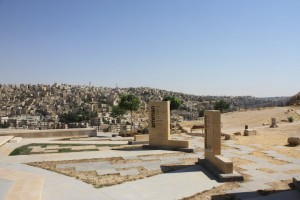 Visiting citadel and shopping in Amman's downtown is a good way to spend few hours.