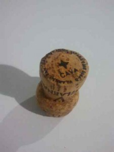 To mark the specific technology all producers of cava put a star under the cork.
